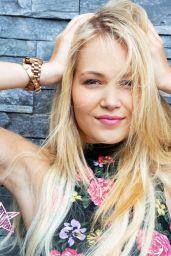 Kelli Berglund - Glitter Magazine Spring 2015 Issue