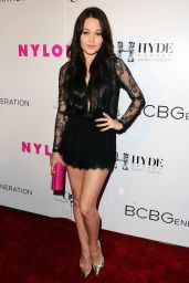 Kelli Berglund – NYLON Young Hollywood Party in West Hollywood, May 2015