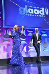 Kelly Ripa - VIP Red Carpet Suite at the 26th Annual GLAAD Media Awards in New York