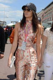 Kendall Jenner, Bella Hadid and Gigi Hadid - F1 Grand Prix of Monaco in Monte-Carlo, May 2015
