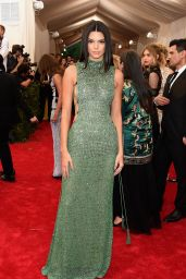 Kendall Jenner – Costume Institute Benefit Gala in New York City, May 2015