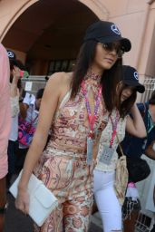 Kendall Jenner - F1 Grand Prix of Monaco in Monte-Carlo - May 2015