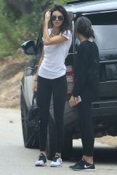 Kendall Jenner - Out in Calabasas, May 2015