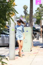 Kendall Jenner Out in Los Angeles, May 2015