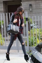 Kendall Jenner Street Style - Out in Beverly Hills, May 2015