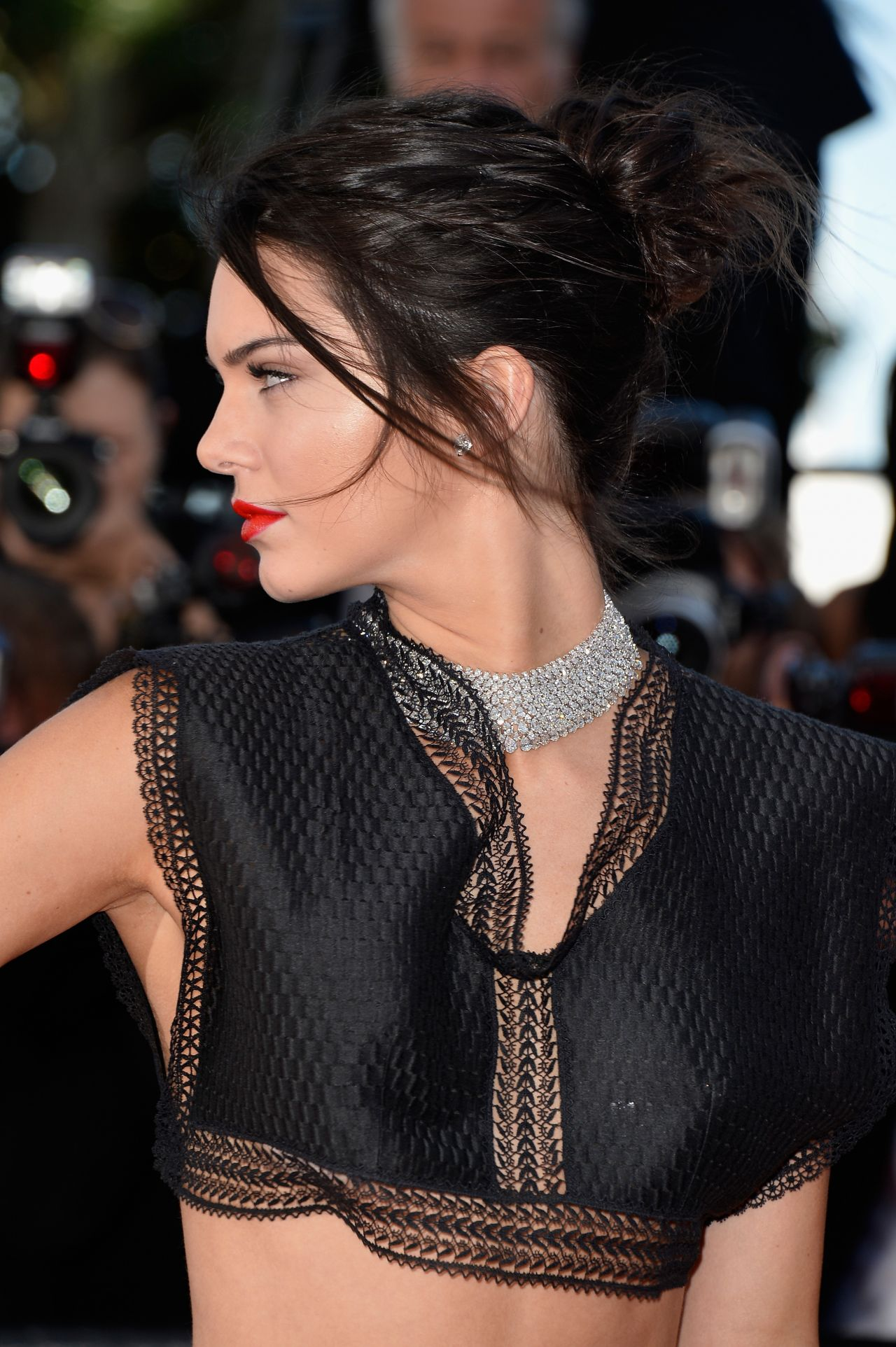 Kendall Jenner Youth Premiere At 2015 Cannes Film Festival