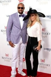 Kendra Wilkinson - 2015 Kentucky Derby in Louisville
