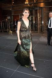 Keri Russell – Costume Institute Benefit Gala in New York City, May 2015