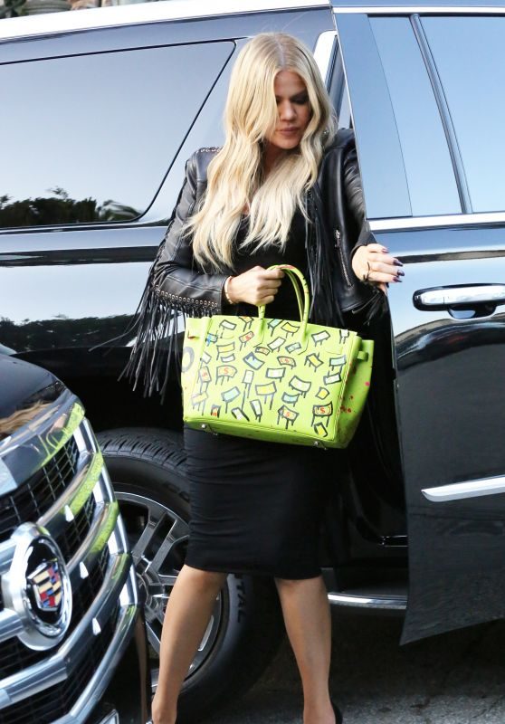 Khloe Kardashian - Out in Beverly Hills, May 2015