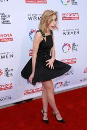 Kiernan Shipka - An Evening with Women Benefiting the Los Angeles LGBT Center, May 2015