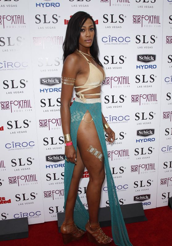 Kim Glass – Sports Illustrated Fight Weekend Party at SLS Las Vegas, May 2015