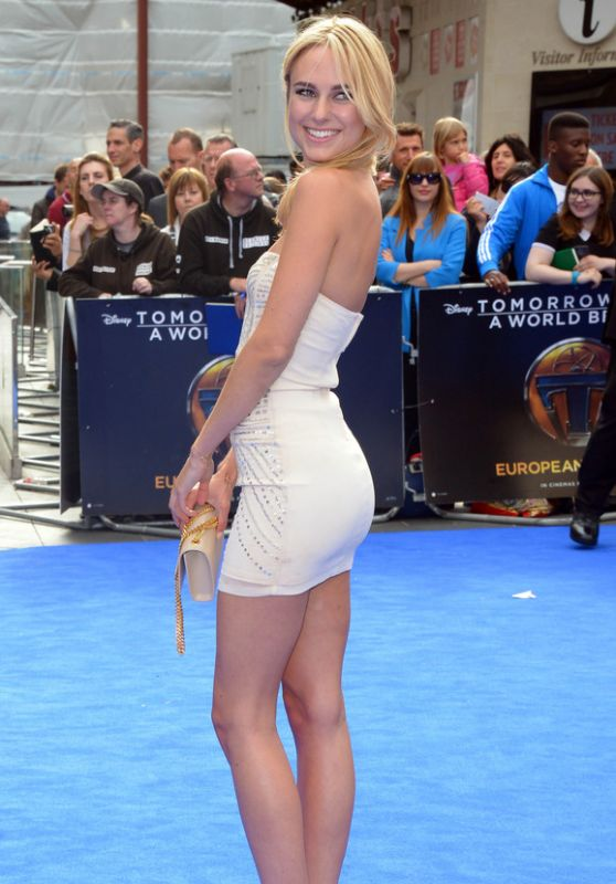Kimberley Garner - Tomorrowland Premiere in London