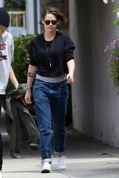 Kristen Stewart - Out in Los Angeles, May 2015