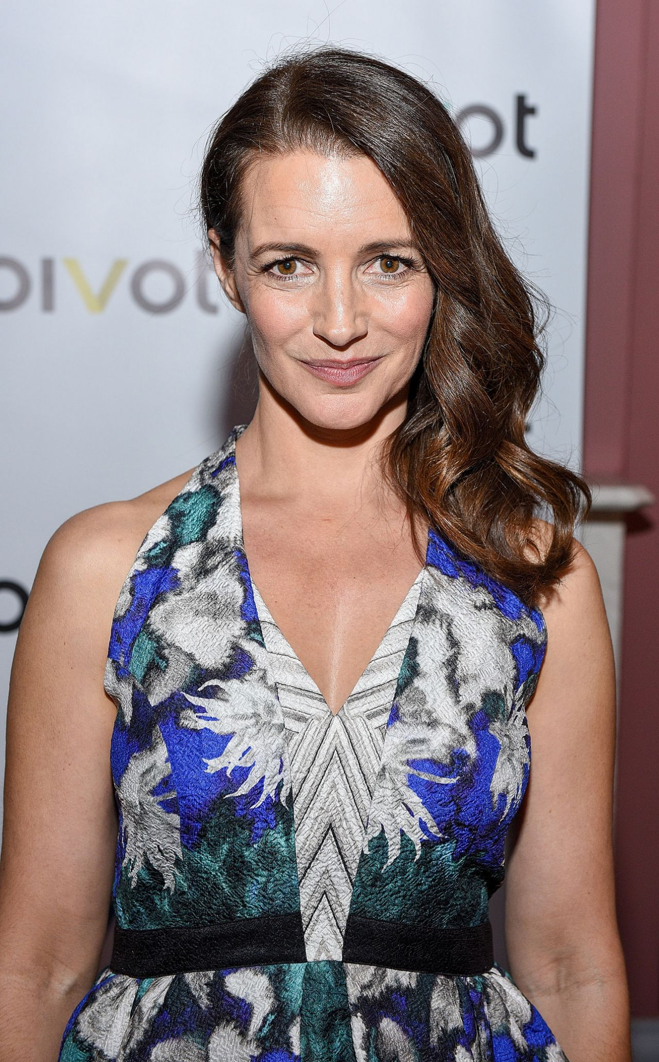 Kristin Davis Gardeners Of Eden Screening In New York City