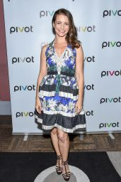 Kristin Davis - Gardeners Of Eden Screening in New York City