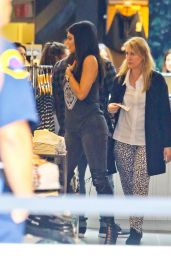 Kylie Jenner at the PacSun Store in Santa Monica, May 2015