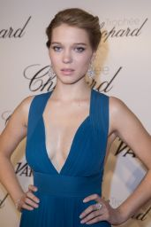 Léa Seydoux – Chopard Trophy Party in Cannes, May 2015