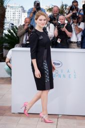 Léa Seydoux – The Lobster Photocall at 2015 Cannes Film Festival