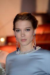 Léa Seydoux – The Lobster Premiere – 2015 Cannes Film Festival
