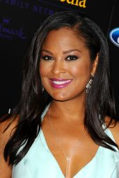 Laila Ali - 2015 Gracies Awards in Beverly Hills