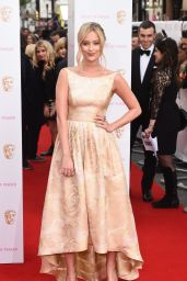 Laura Whitmore – 2015 BAFTA Awards in London
