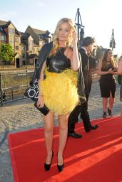 Laura Whitmore - 2015 UK Fashion & Textile Awards in London