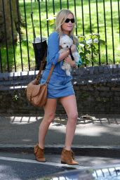 Laura Whitmore - Out in London, May 2015