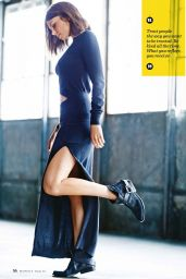 Lauren Cohan - Womens Health Magazine (South Africa) June 2015 Issue