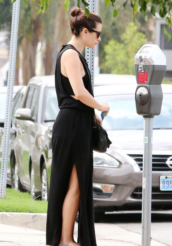 Lea Michele - Out in Los Angeles, May 2015