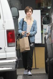 Lily Collins Street Style - Out in West Hollywood, May 2015
