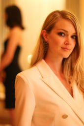 Lindsay Ellingson - Premiere of The New York Edition & Launch of W Art in New York City