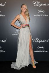 Lindsay Ellingson – Soiree Chopard 'Gold Party' – 2015 Cannes Film Festival