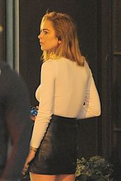 Lindsay Lohan - Out in New York City, May 2015
