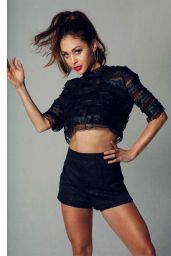 Lindsey Morgan - Afterglow Magazine #20 May 2015 Issue
