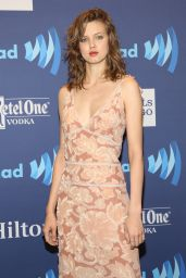 Lindsey Wixson – VIP Red Carpet Suite at the 26th Annual GLAAD Media Awards in New York