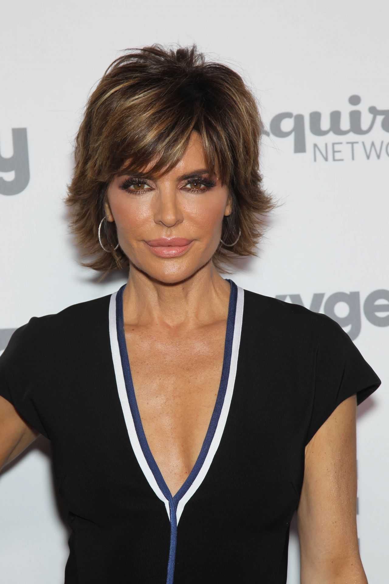 lisa rinna hairstyle pictures 2015 lisa rinna 2015 nbc universal cable entertainment