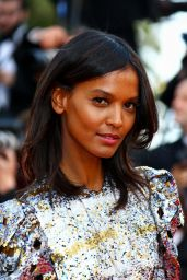 Liya Kebede - La Tete Haute (Standing Tall) Premiere at 2015 Cannes Film Festival