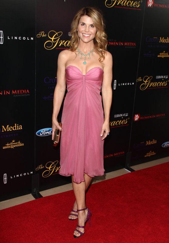 Lori Loughlin – 2015 Gracies Awards in Beverly Hills