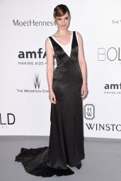 Louise Bourgoin – 2015 amfAR Cinema Against AIDS Gala in Antibes (France)