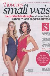 Lucy Mecklenburgh - TV Extra Magazine May 10th 2015
