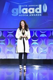 Lynda Carter - 2015 GLAAD Media Awards in New York City