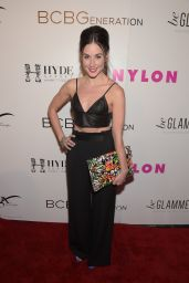 Lyndon Smith – NYLON Young Hollywood Party in West Hollywood, May 2015