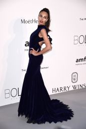 Madalina Ghenea – 2015 amfAR Cinema Against AIDS Gala in Antibes (France)