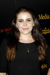 Mae Whitman - 2015 Gracies Awards in Beverly Hills