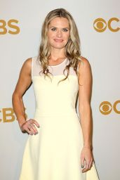 Maggie Lawson - 2015 CBS Upfront at The Tent at Lincoln Center in New York City