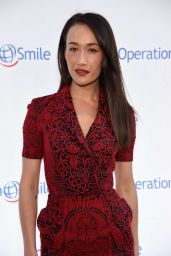 Maggie Q - 2015 Operation Smile Gala in New York City