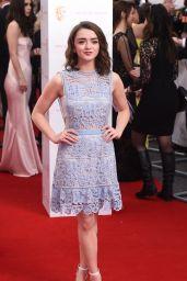 Maisie Williams - 2015 BAFTA Awards in London