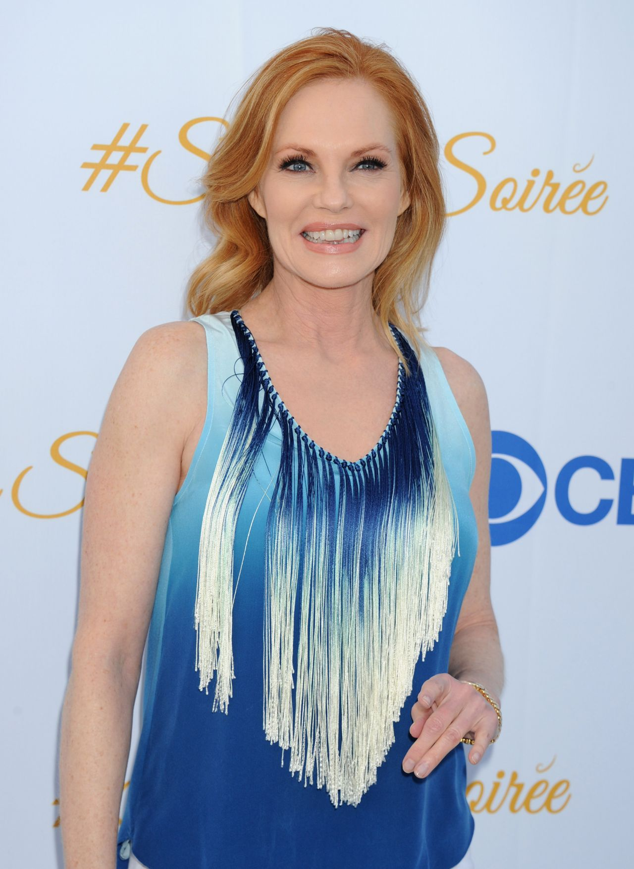 Marg Helgenberger - CBS Television Studios 3rd Annual ...