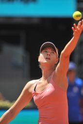 Maria Sharapova - 2015 Mutua Madrid Open in Madrid