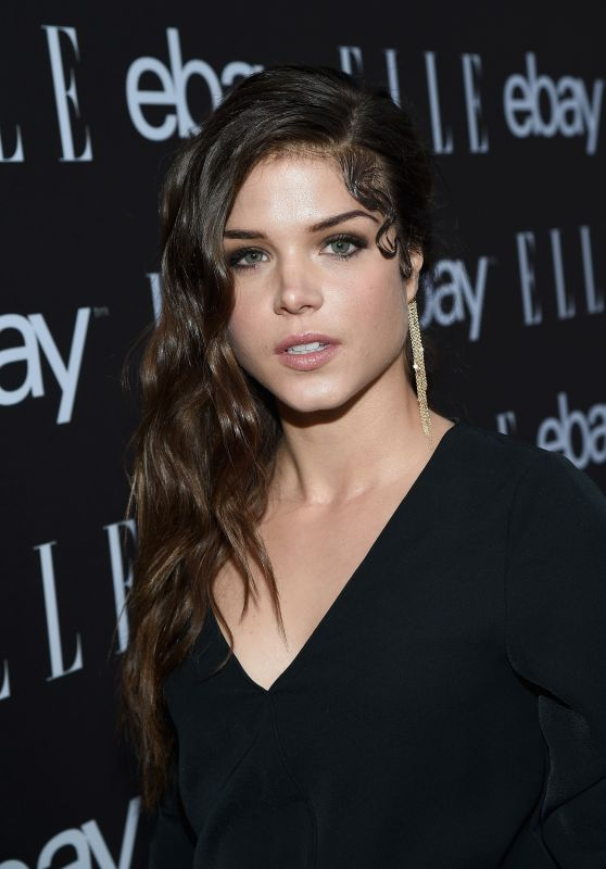 Marie Avgeropoulos – 2015 ELLE Women In Music Celebration in Hollywood